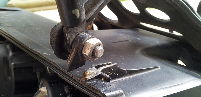 How to Fix Broken Headlight Mounts On BMW 850i | our life story