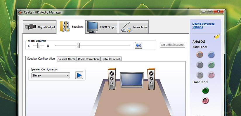 realtek software free download for windows 7